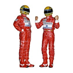 Ayrton SENNA / McLaren-Honda Figurine