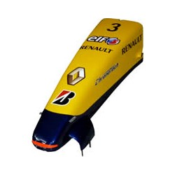 Renault R27 nosecone