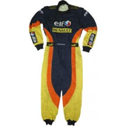 2007 RENAULT F1 mechanics suit