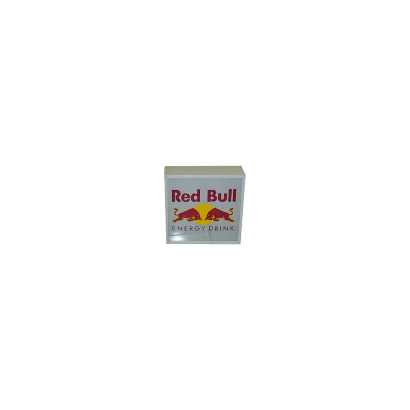 enseigne lumineuse red bull formulasports. Black Bedroom Furniture Sets. Home Design Ideas