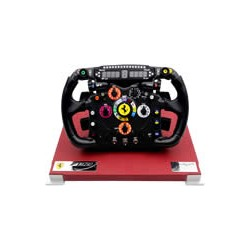 Ferrari F138 steering-wheel
