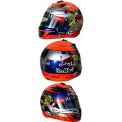 2013 Sebastian VETTEL / Monza GP replica helmet