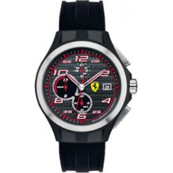 Ferrari watch Lap Time Chrono