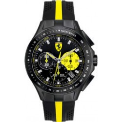 Ferrari Textures of Racing Chrono