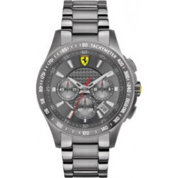 Ferrari watch Scuderia Chrono