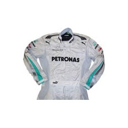 2012 Mercedes Petronas GP mechanics suit