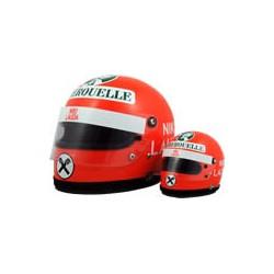 1976 Niki Lauda replica helmet