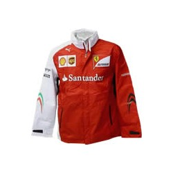 2014 Ferrari Team Jacket