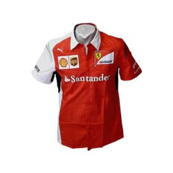 2014 Ferrari Team Shirt