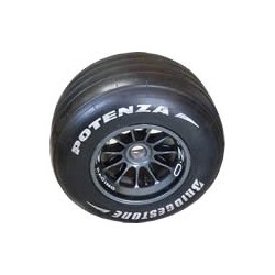 complete RENAULT R28 front wheel