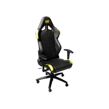 OMP fice chair blackyellow