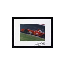 Michael SCHUMACHER / FERRARI F2004 signed and framed photograph