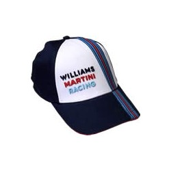 Williams Martini Racing Team Replica Cap