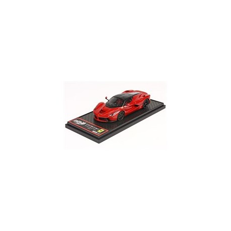 Ferrari LaFerrari Geneve Auto Show 2013 red
