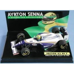 Williams FW16-Renault V10 Ayrton Senna