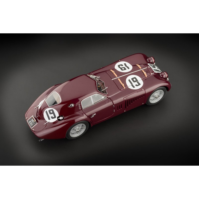 Alfa Romeo 8C 2900 B Speciale 24hrs France 1938