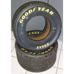 1997 GOODYEAR F1 rear rain tyre
