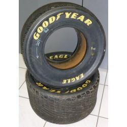 Pneu arrière pluie GOODYEAR F1 1997