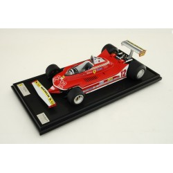 Ferrari 312T4  scale 1/8