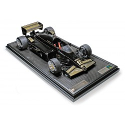 LOTUS 97T Ayrton SENNA, as raced at the 1985 Estoril GP