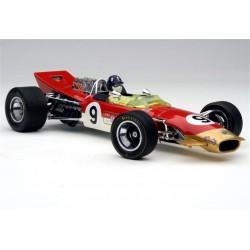 Lotus 49B Graham HILL, Winner of Monaco GP 1968