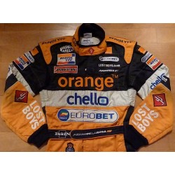2000 Pedro DE LA ROSA Arrows GP suit