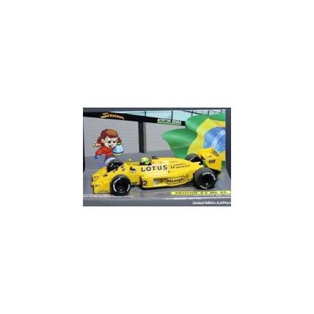 Lotus-Honda 99T Ayrton Senna 1987