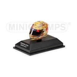 Casque Sebastian Vettel GP d'Austin 2012, échelle 1/8ème