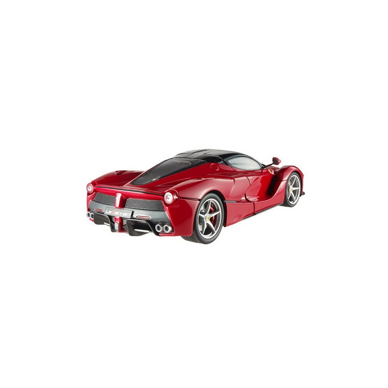 LaFerrari 2013 Red With Black Roof, Scale 1/18th