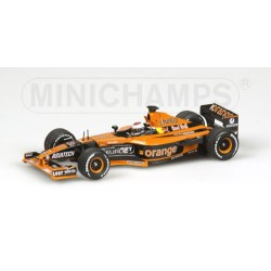 Orange Arrows A22  Jos Verstappen
