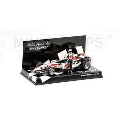HONDA RACING RA106  J.Button 1st win