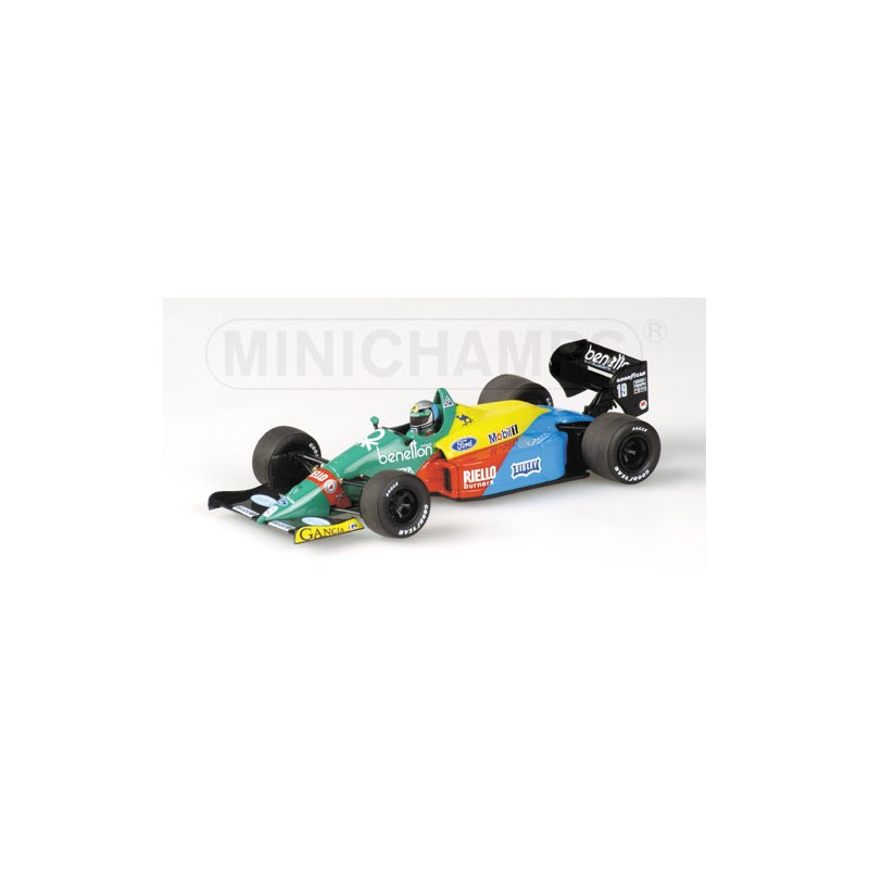 F1 gt; Miniature model cars gt; Scale 1/43rd gt; Benetton Ford B188