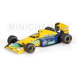 Benetton Ford B191B M.Schumacher