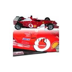 Ferrari F2003-GA scale 1/5 M.Schumacher