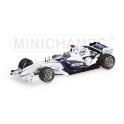 BMW-Sauber F1.06 A.Zanardi Test 25/11/06
