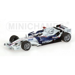 BMW Sauber F1 Nick Heidfeld Showcar 2008