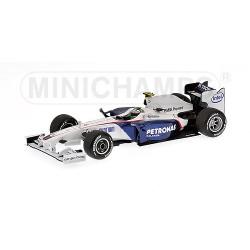 BMW Sauber F1.09 Nick Heidfeld