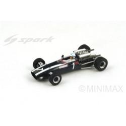 Cooper T81 John Surtees, vainqueur GP du Mexique 1966