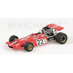 De Tomaso 505/38 Ford Frank Williams Racing Team 1970