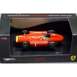 Ferrari D50 J.M.Fangio 1956