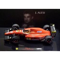 Ferrari F92A Jean Alesi 1992 Spain GP