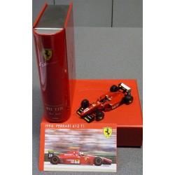 Ferrari 412T1B  Jean Alesi 1994