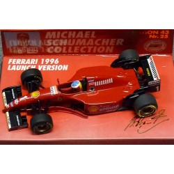 Ferrari 1996 Launch version M.Schumacher
