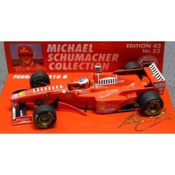 Ferrari F310B  Michael Schumacher 1997