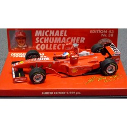 "Ferrari F300 ""Tower Wings"" Michael Schumacher 1998"