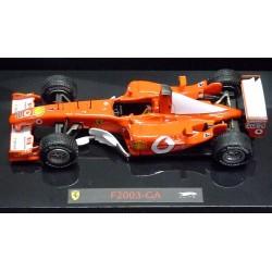 Ferrari F2003-GA  M.Schumacher 2003