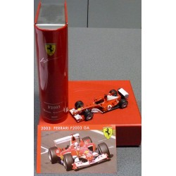 Ferrari F2003 M.Schumacher 2003
