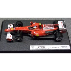Ferrari F10 F.Alonso Bahrain GP 2010