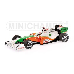 Force India VJM02  A.Sutil / G.Fisichella 2009