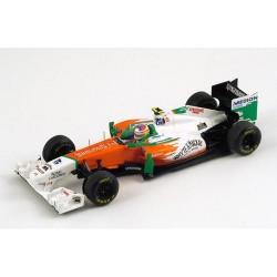 Force India VJM04 A.Sutil / P.Di Resta 2011